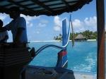 Maldives Snorkel Boat