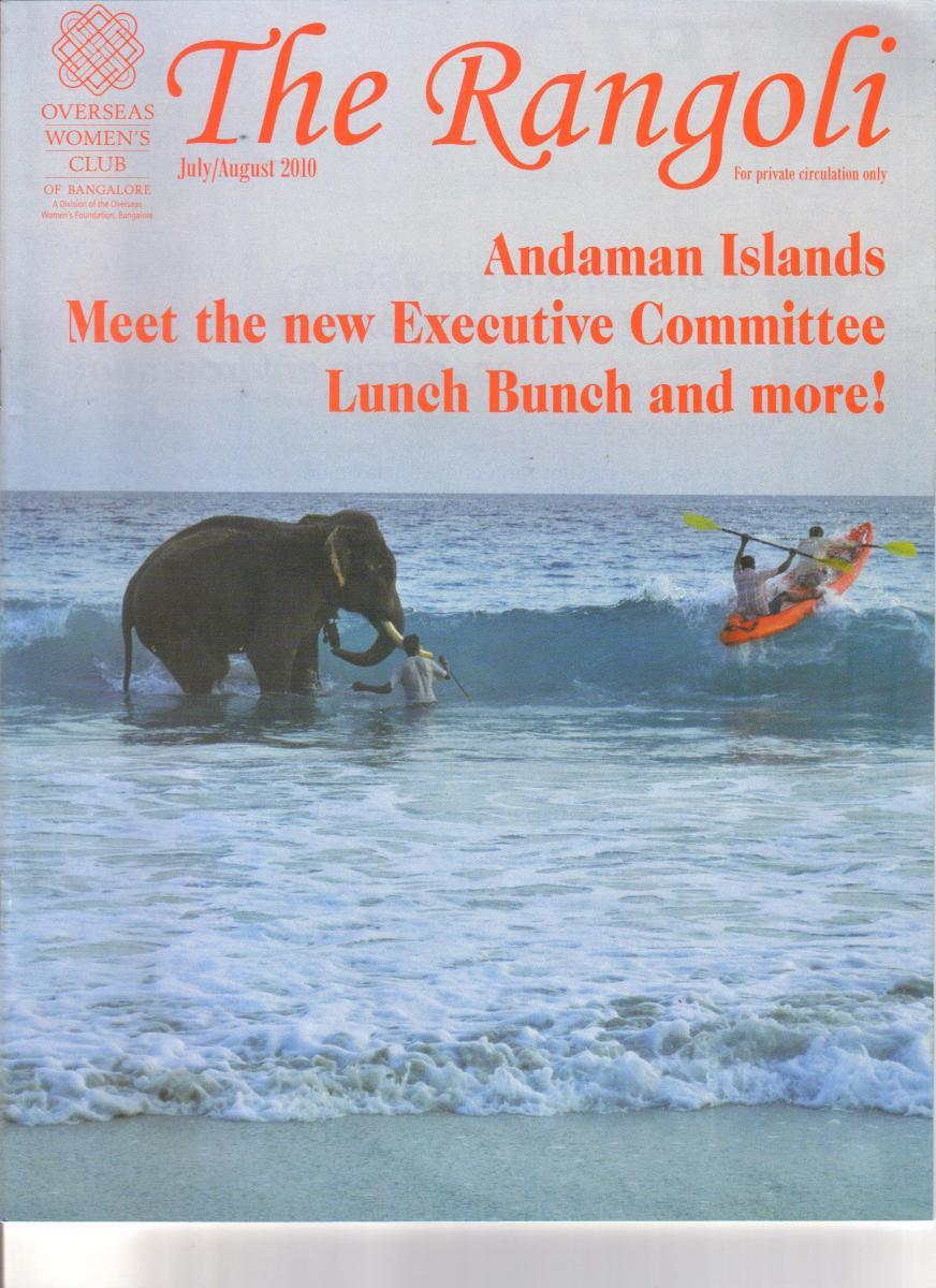 Rangoli Cover Photo Andamans